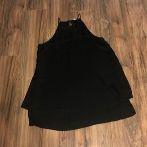 Black shift dress!